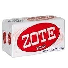 Zote Pink Soap Total 14.1 oz by Zote