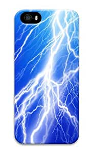 Hipster Personalized custom iphone 5S case Lightning Bolt 3D Case for Apple iPhone 5/5S