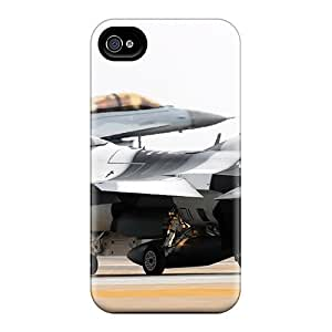 High-quality Durable Protection Case For Iphone 4/4s(airforce Fighters)