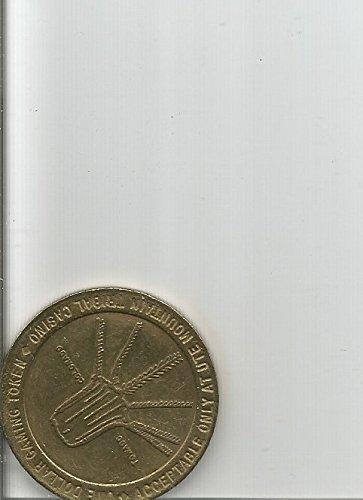 - $1 ute mountain token colorado casino chip rare