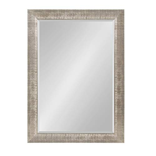 Kate and Laurel Reyna Framed Wall Mirror, 29.75x41.75, -