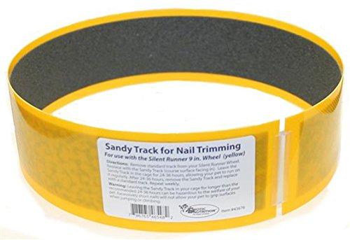 Exotic Nutrition Sandy Track (for Silent Runner - Wheel Exercise Insert