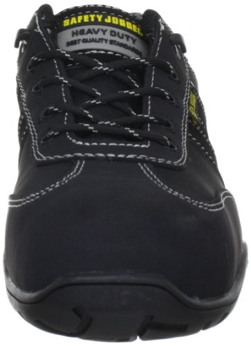 Safety Jogger Lauda - Zapatos De Seguridad de material sintético unisex negro
