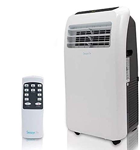 Portable Electric Air Conditioner Unit – 1150W 10000 BTU Power Plug In AC Indoor Room Conditioning System w/ Cooler…