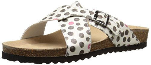 Re-Sole Womens Cross Sandal Cross Sandal Size: Dots