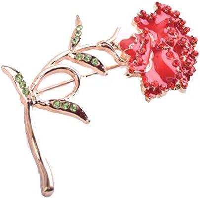 Emorias 1/PCS Broche pour Femme Manteau Pin v/êtements d/écoration joaillerie Cadeau Homme Bijouterie Accessoires