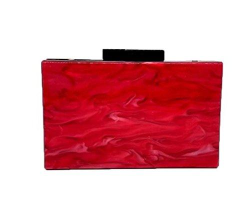 vent paquet d'épaule de sac chaîne de fleur bal le sac soirée bandoulière Rétro pour de sac épaule à Black main mariage à rose national xXUn7Pz