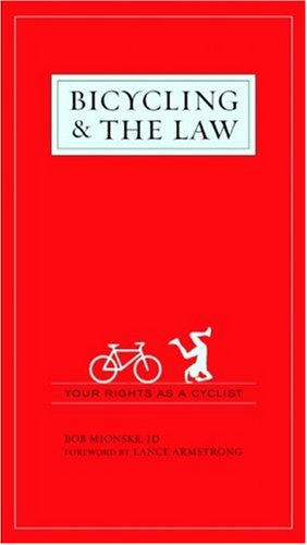 Download Bicycling and the Law: Your Rights as a Cyclist pdf