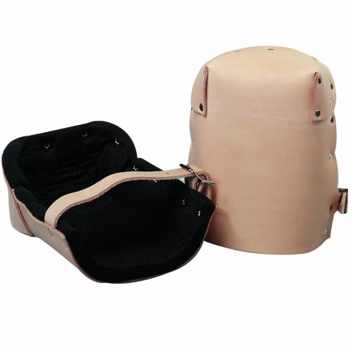 Bon 12-101 Professional Leather Knee Pads
