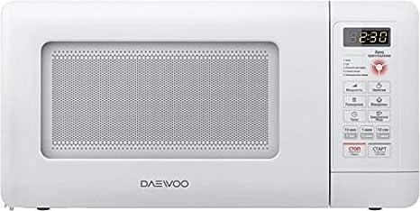 Daewoo KOR-5A0B - Microondas (Encimera, Solo microondas, 15 L, 500 ...