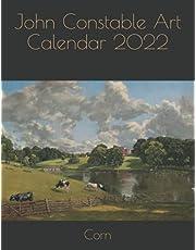 John Constable Art Calendar 2022