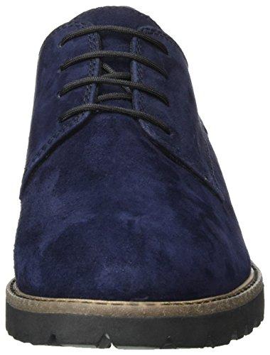 23204 Suede Navy Tamaris Scarpe Blu Stringate Donna Oxford 6p4Agwq
