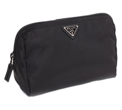a024696e9de635 Prada Vela Nylon Beauty Bag Cosmetic Makeup Case - Black - Buy Online in  Oman. | prada Products in Oman - See Prices, Reviews and Free Delivery in  Muscat, ...