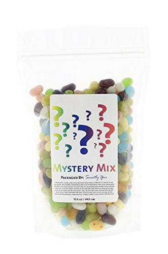 Jelly Belly 16 Ounce BeanBoozled Mix Flavored Assorted Beans. BeanBoozled Wheel Spinner Game 3rd Edition (Approximately One Pound, ~ 1 Pound) Bulk Jelly Beans refill in a resealable bag.