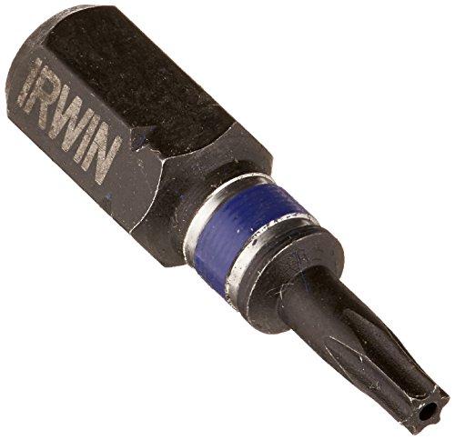 - Irwin Tools 1837417 Impact Performance Series Tamper-Resistant TORX T9-TR Insert Bit