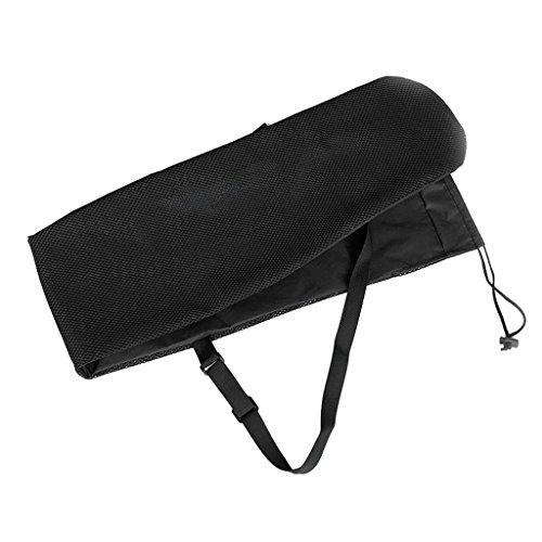Baosity Universal Lightweight Kayak Canoe SUP Paddle Drawstring Mesh Bag Carry Pack & Shoulder Strap by Baosity (Image #6)