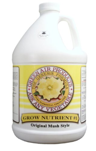 Genesis Formula Grow  1   1 Gallon