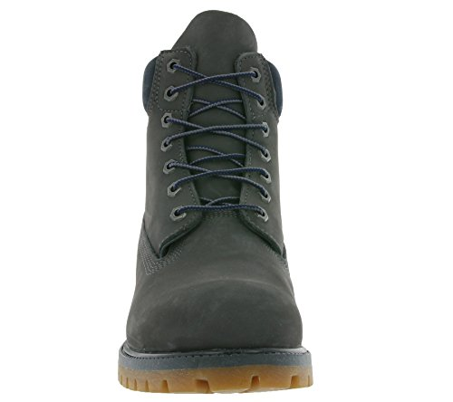 Timberland AF 6 In Prem Forged Iron Waterbuck Nubuck CA17QF, Boots