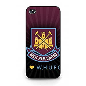 West Ham United Football Club Fans Cell Phone Case Cool Design for Iphone 5/5s