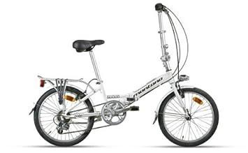 Montana bicicleta plegable NODO 50.8 cm