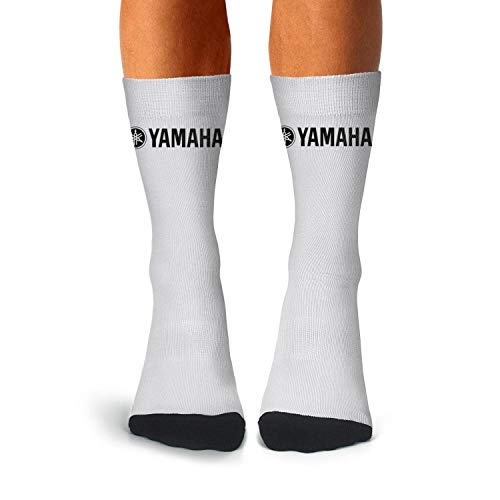 (Mens White Classic Athletic Crew Cotton Tube Long Boat Sockings Warm)