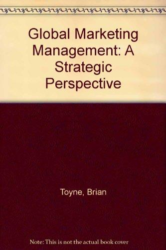Global Marketing Management Strategic Perspective Pdf B61b9234d Web Income