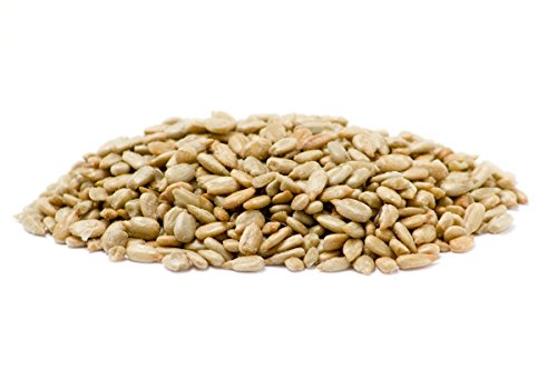 Sincerely Nuts - Roasted & Salted Sunflower Seeds (No Shell) (3lb bag) | Delicious Kosher, Vegan & Gluten Free Health Snack | Antioxidant Rich Vitamin K in Every Kernel | Supports Thyroid Function