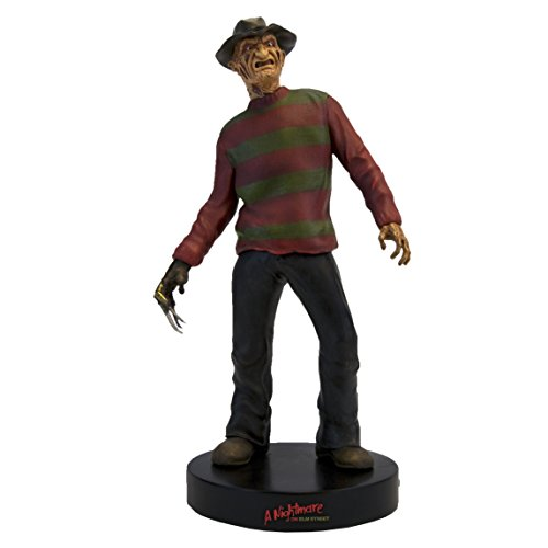 - Factory Entertainment Nightmare on Elm Street Freddy Krueger Premium Motion Statue