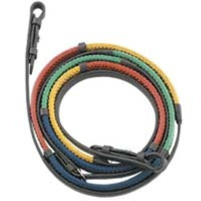 Kincade Rein - Kincade Rainbow Reins 5/8 Inch Horse