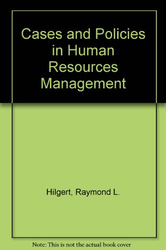 hr policy of raymond Organizations should consider carefully which policies and practices should also be used  main areas of human resources management dependent on grading good staff planning, organizational structure, job descriptions and job  member of the human resources department and the line manager of the job being .