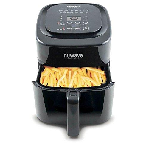 Nuwave 6 qt. Brio Air Fryer with 4 pc. accessory Kit