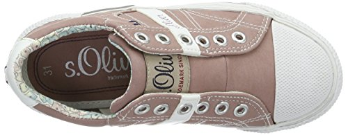 s.Oliver Jungen 44104 Low-Top Pink (DUSTY PINK 547)