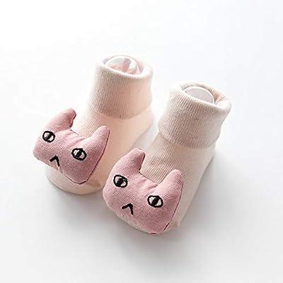 YDWZYS Calcetines 100% Algodón Cute Cartoon Doll Baby Socks Niños ...