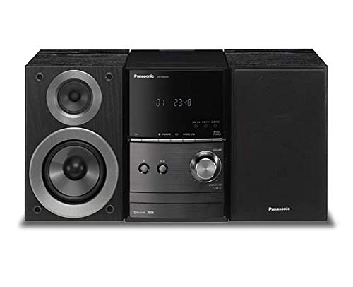Panasonic Compact Audio System SC-PM600 Micro Music System with Bluetooth CD, USB