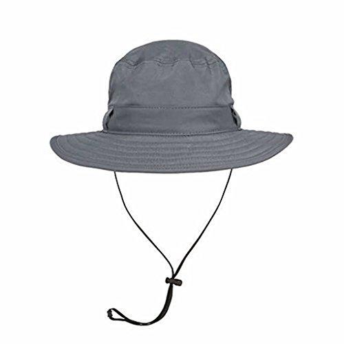 09993206 Solar Escape UV Explorer Bucket Charcoal