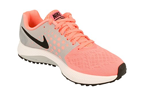 Nike Womens Zoom Span Running Trainers 852450 Sneakers Schoenen (us 6.5, Lava Glow Black Wolf Grey 601)