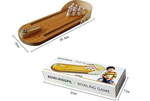 hljgift-wooden-mini-bowling-game