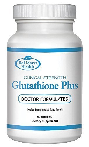 Clinical Strength Glutathione Plus (60 Capsules) Brand: Bel Marra
