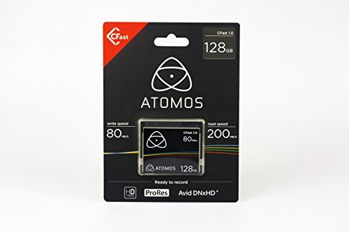 Atomos 128GB C-Fast Card by Atomos