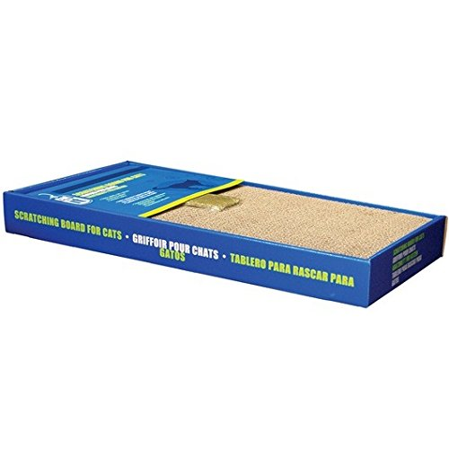 Catit Scratcher with Catnip, Wide (Large) ()