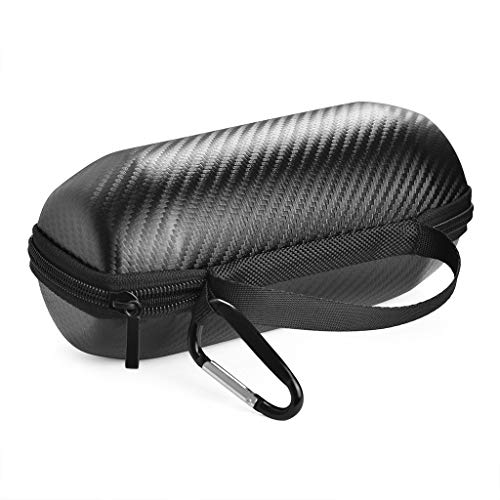 AutumnFall 1PC Travel Carrying Case New Hard Portable Case for JBL FLIP 4 Waterproof Portable Bluetooth Speaker (Black)
