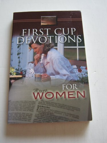 Download First Cup Devotions for Women pdf epub