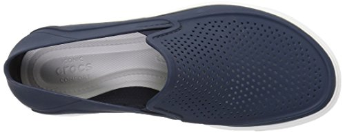 Crocs Damen Citilane Roka Slip-on Sneakers Donna Blau (navy)