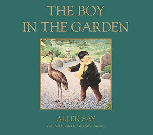 The Boy in the Garden (Garden The Boy The In)