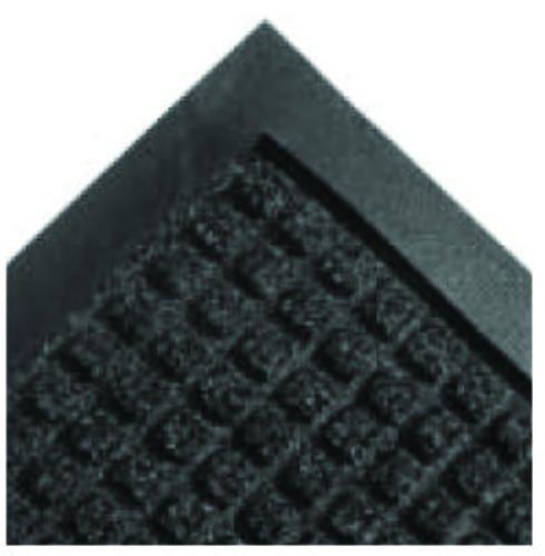 CROSS310CHA - Crown Mats SS310CHA Super-Soaker Indoor Wiper/Scraper Mat, 36 x 120, Charcoal ()