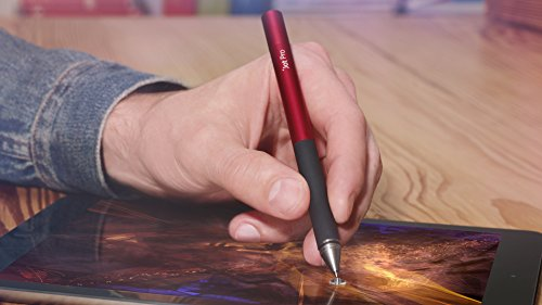 Adonit Jot Pro Fine Point Precision Stylus for iPad, iPhone, Android, Kindle, Samsung, and Windows Tablets - Red [Previous Generation] by Adonit (Image #5)