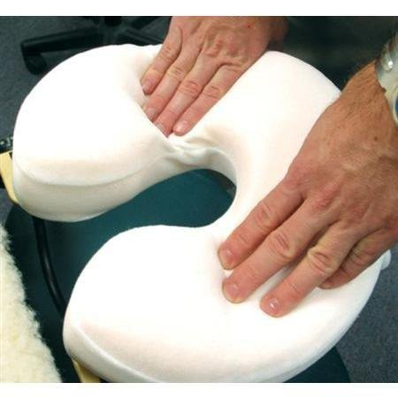 NRG Memory Foam Face Rest Pad and Cover - Face Rest Pad