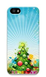 Case For Iphone 6 Plus 5.5 Inch Cover Beautiful Xmas Tree 3D Custom Case For Iphone 6 Plus 5.5 Inch Cover