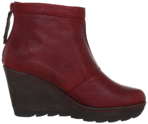 tr 25020 Tamaris Femme 1 Boots 1 63 39 Rouge h1 Z0wxOPxq4