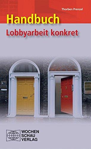 Handbuch Lobbyarbeit Konkret